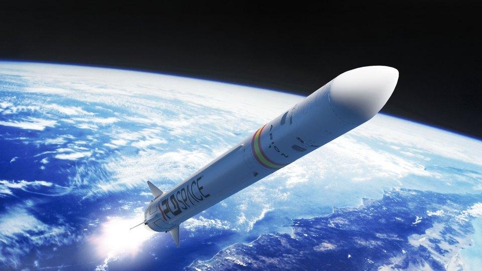 Así funcionan los cohetes que viajan al espacio