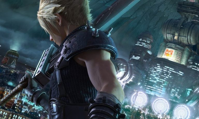 Lanzamiento del Final Fantasy VII Remake