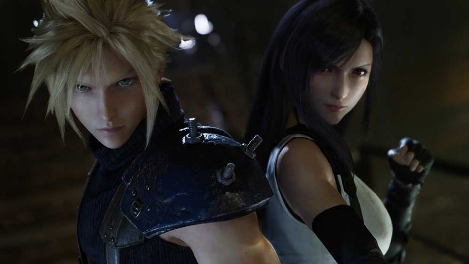 Saga Final Fantasy VII