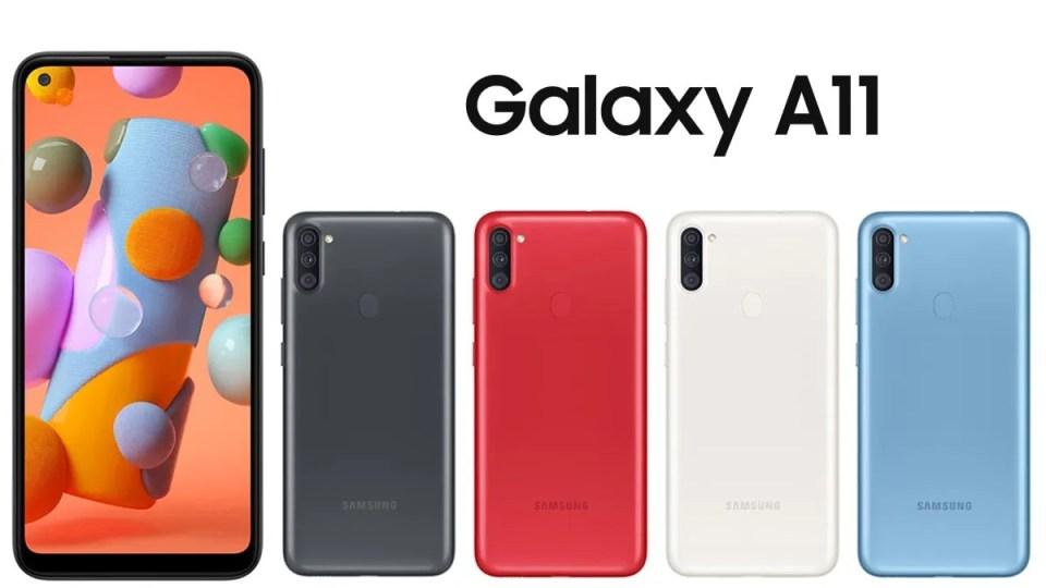 Disponibilidad Samsung A11