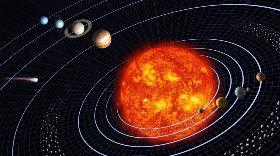 tipos de estrella más grandes del universo