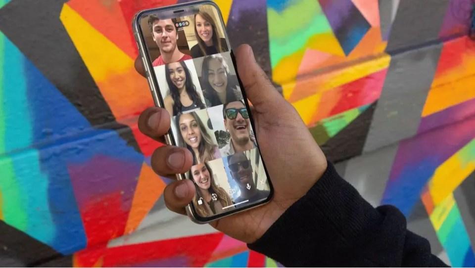 houseparty, apps para hacer videollamadas en grupo