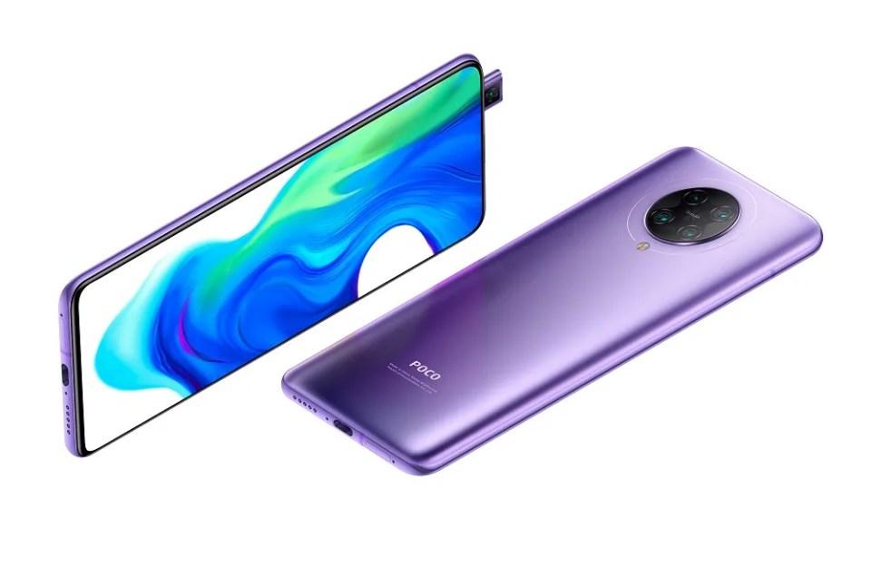 POCO F2 Pro de Xiaomi