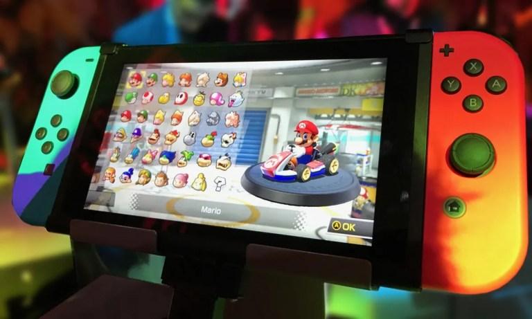 Estos son los mejores juegos para Nintendo Switch