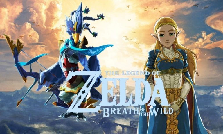 Zelda: breath of the wild 2