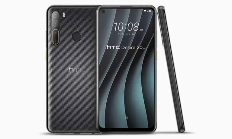 Smartphone HTC Desire 20 Pro