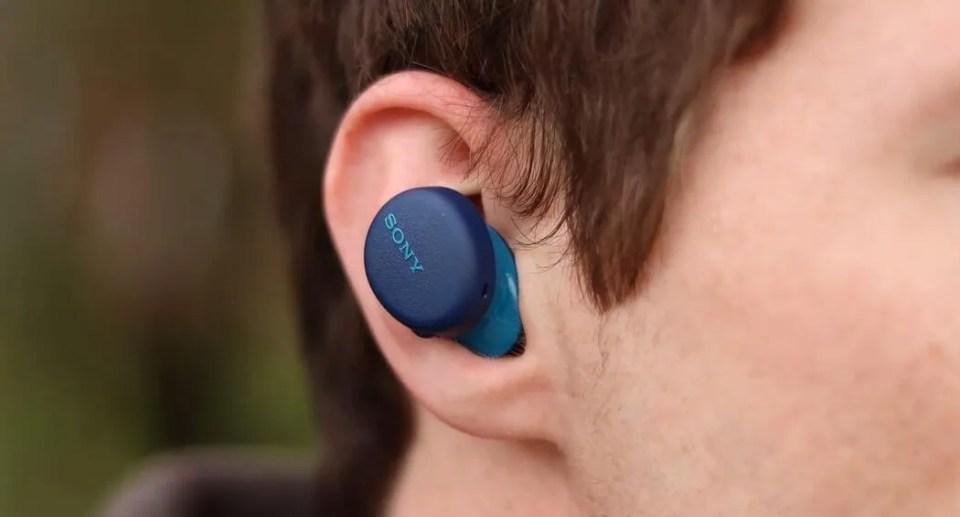 nuevos auriculares Sony WF-XB700