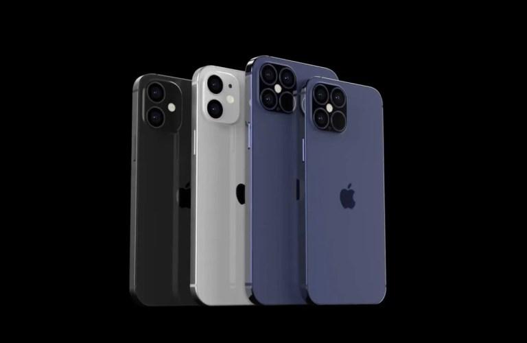 Esto es todo lo que sabemos del iPhone 12