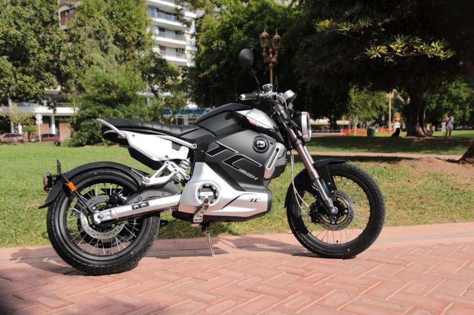 TC MAX, mejores motos eléctricas equivalentes a 125