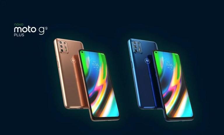 Descubre el Motorola Moto G9 Plus