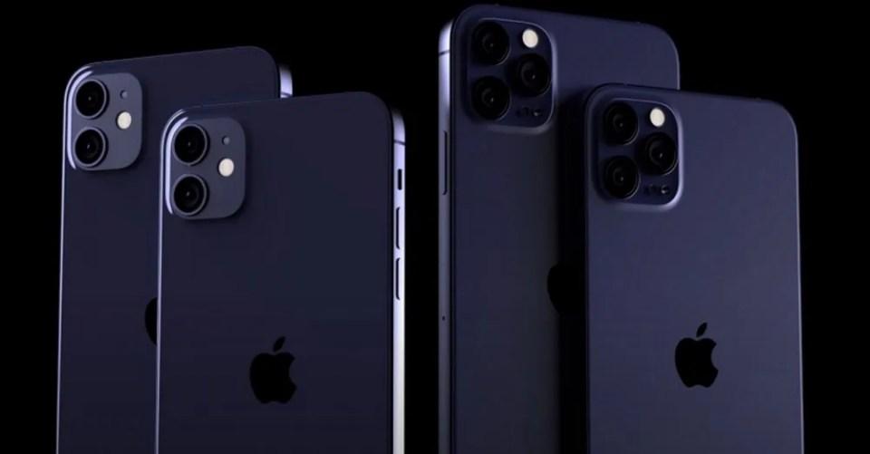 Cámaras iPhone 12