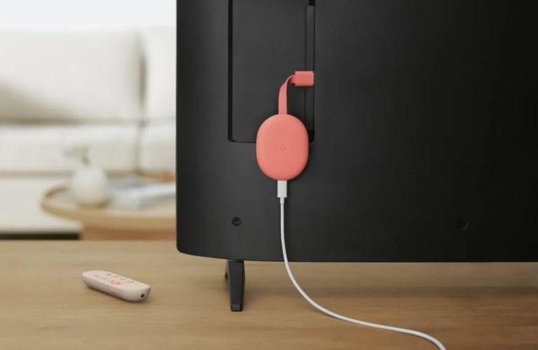 Descubre el nuevo Chromecast con Google TV
