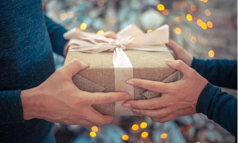 Hacer regalos para navidad