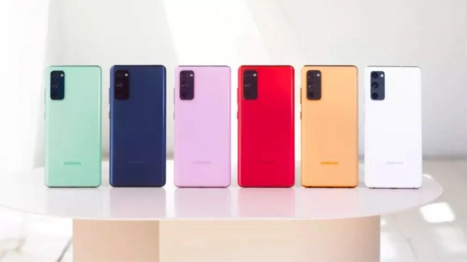 Características del Samsung Galaxy S20 FE