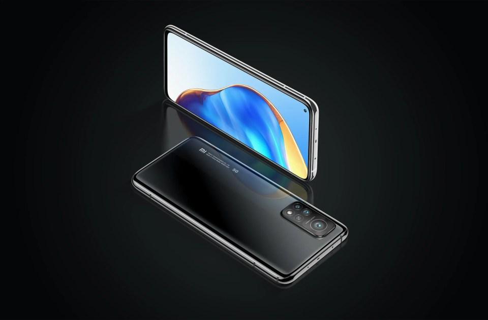 Xiaomi Mi 10T y 10T Pro