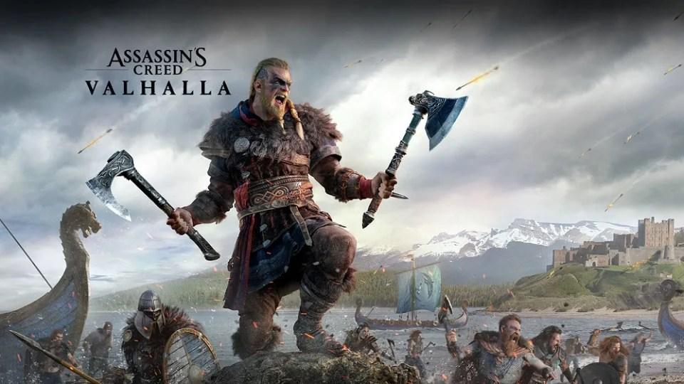 Nuevo videojuego Assasin´s Creed Valhalla