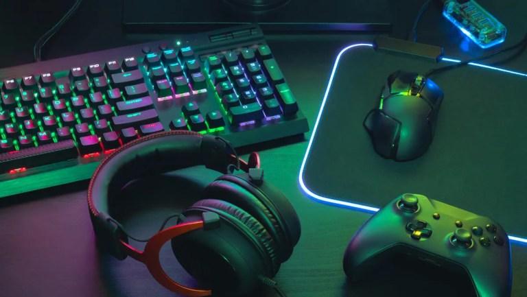 ofertas de accesorios gaming del Black Friday