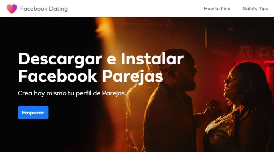 Facebook Parejas llega a España para sustituir a Tinder