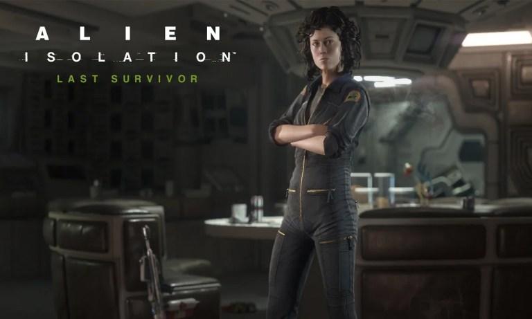 Alien Isolation se encuentra en la lista de juegos gratis de Epic Games para Navidad