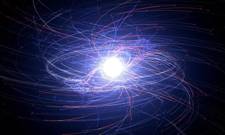 qué es la antimateria