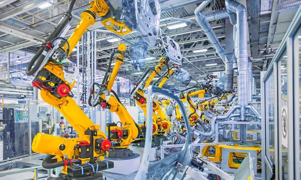 Mejoras de automatización de la producción en 2021