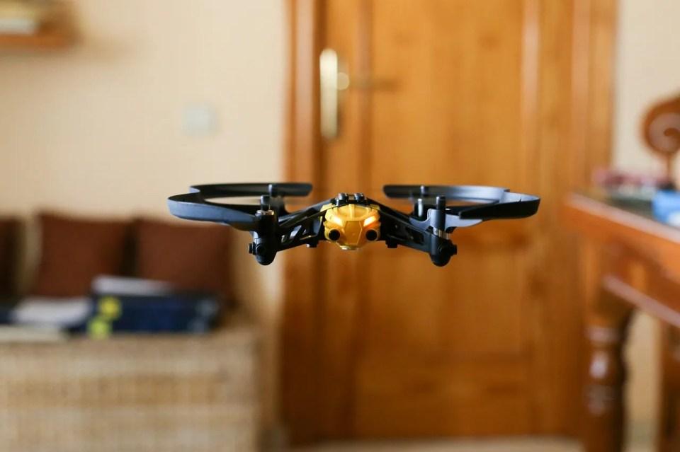 regulación sobre el uso de drones
