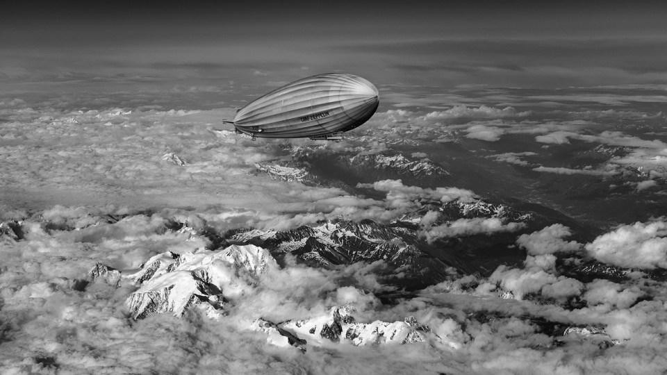 El desastre del dirigible HIndenburg fue el principio del fin de los zeppelines