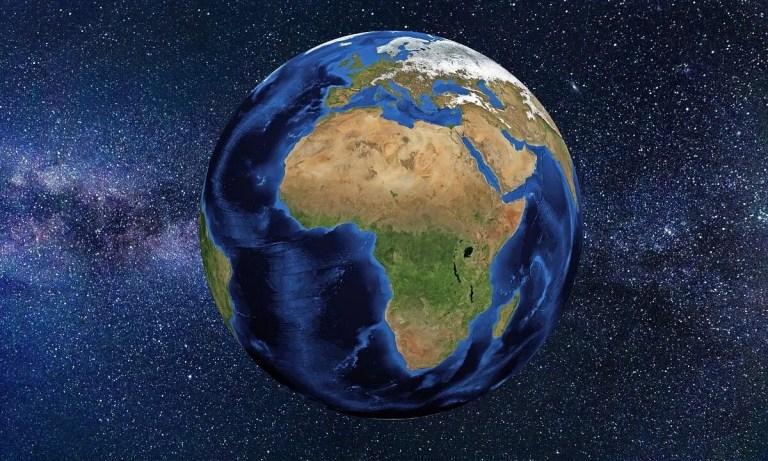 La tierra ha girado más rápido