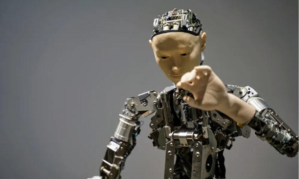 Robots sanitarios: acompañamiento