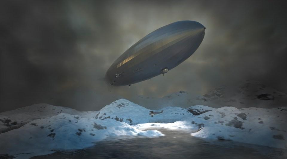 ¿Es lo mismo un dirigible que un zeppelín?