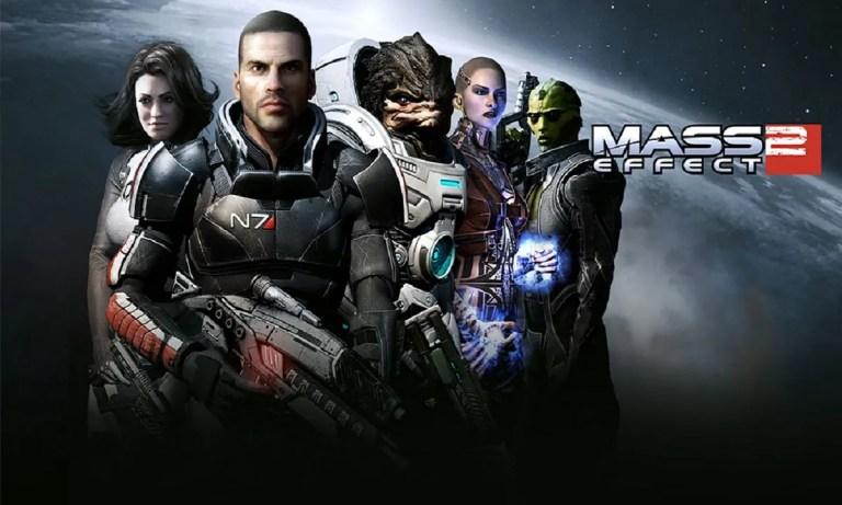 Mass Effect 2 es uno de los videojuegos favoritos de Elon Musk