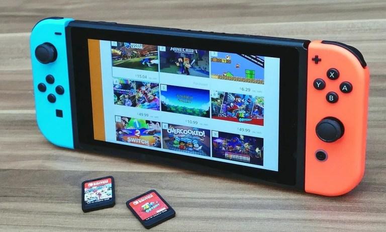 mejores accesorios para Nintendo Switch
