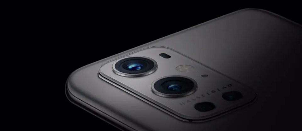El smartphone OnePlus 9 Pro tiene una cámara casi profesional
