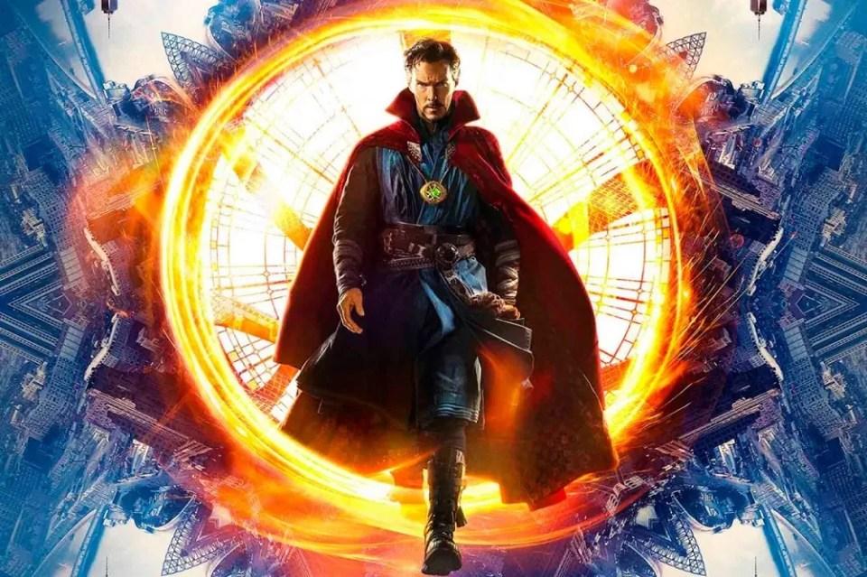 Doctor Strange es canon en el MCU