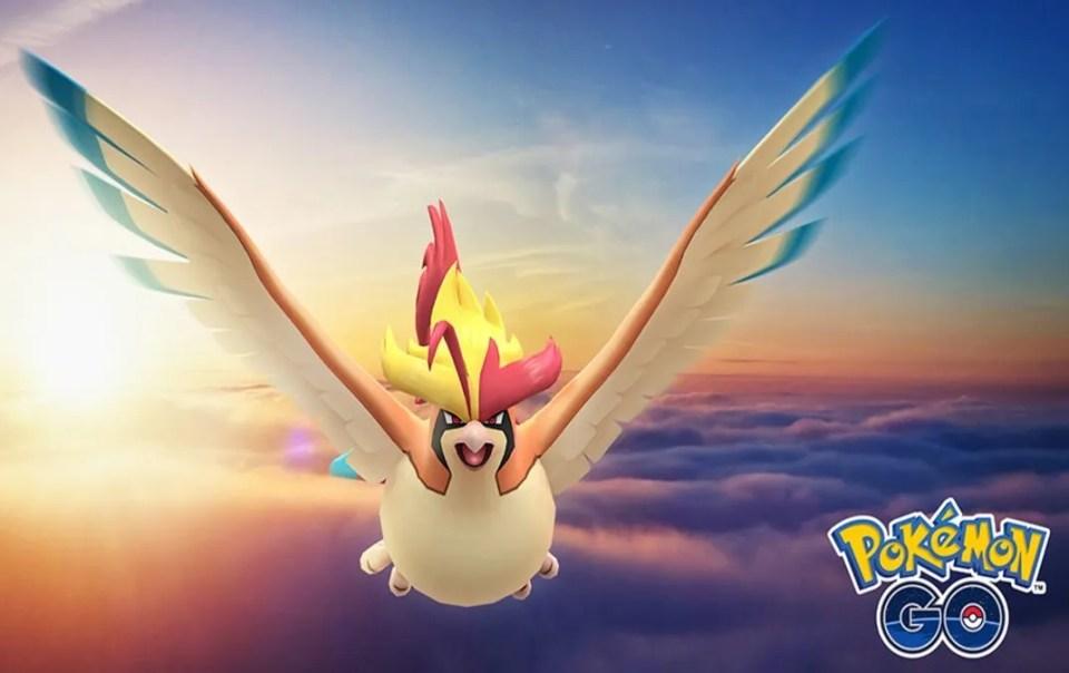 lista de mega evoluciones Pokémon Go
