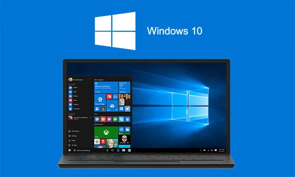 Funciones del modo de inicio rápido de Windows 10