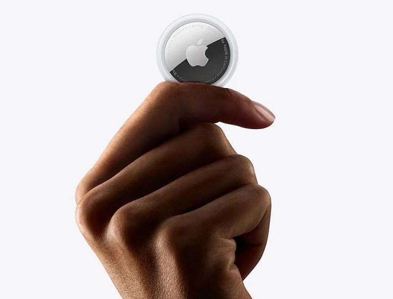 Apple AirTags es el dispositivo que permite encontrar objetos perdidos