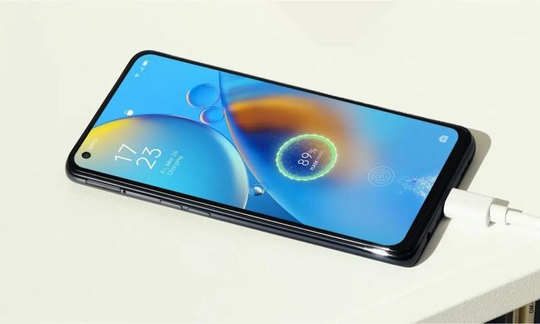 Los teléfonos Oppo A74 tienen carga rápida