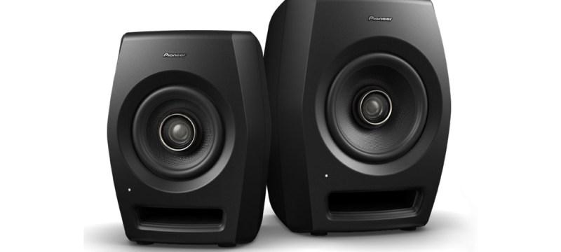 Nuevos monitores de estudio Pioneer RM-05 y Pioneer RM-07