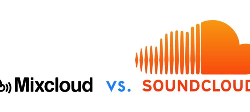 Mixcloud permite importar música directamente desde Soundcloud
