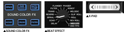 efectos pioneer djm-900 nexus