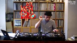 Rutina DJ Kentaro con el mixer Pioneer DJM-S9