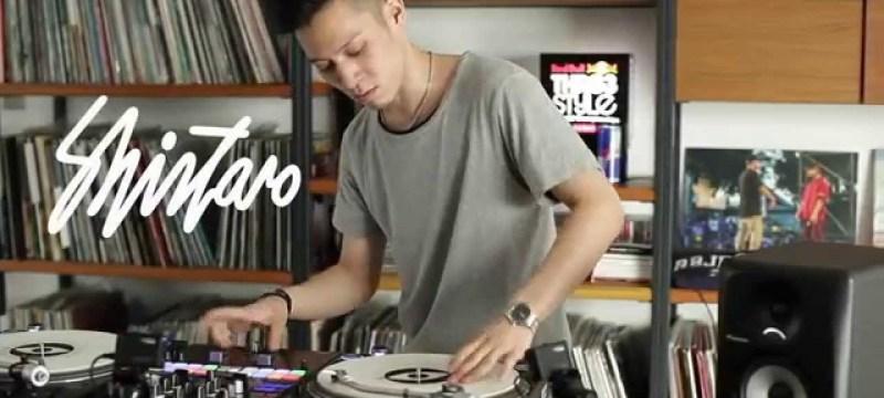 Rutina DJ Shintaro con el mixer Pioneer DJM-S9