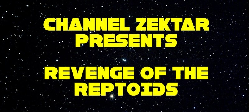 Rutina QBert & Mix Master Mike Star Wars Episode 7.5 Revenge Of The Reptoids
