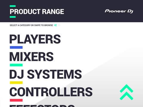 pioneer dj app ipad productos 2 diciembre 2015