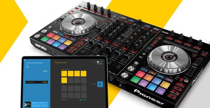 Los productos de Pioneer ya son compatibles con la aplicacion Melodics