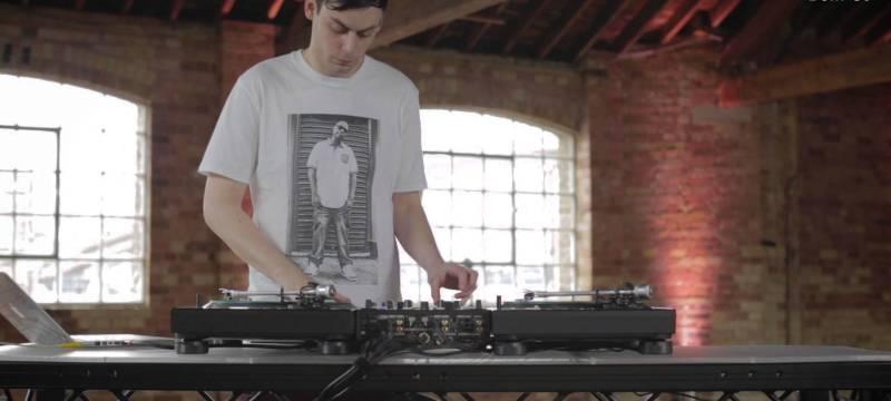 Rutina de Jon1st con el mixer Pioneer DJM-S9