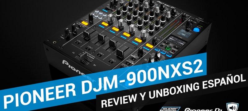Youtube-Pioneer-DJM-900NXS2