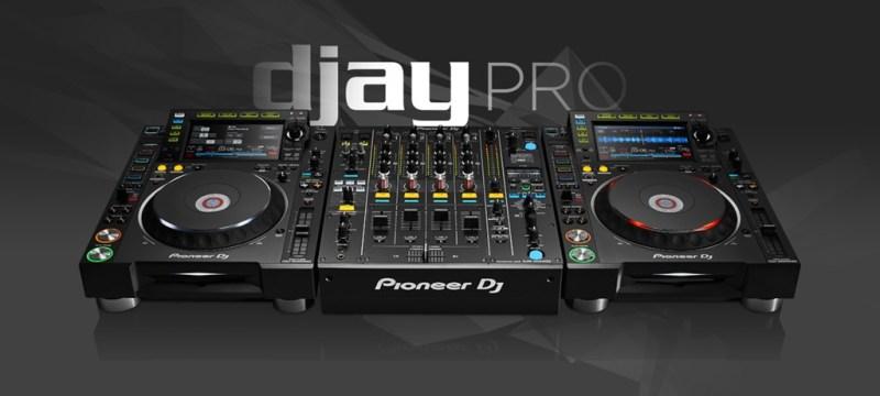 Pioneer CDJ-2000NXS2 y Pioneer CDJ-TOUR1 ahora soportan djay Pro mediante USB-HID control