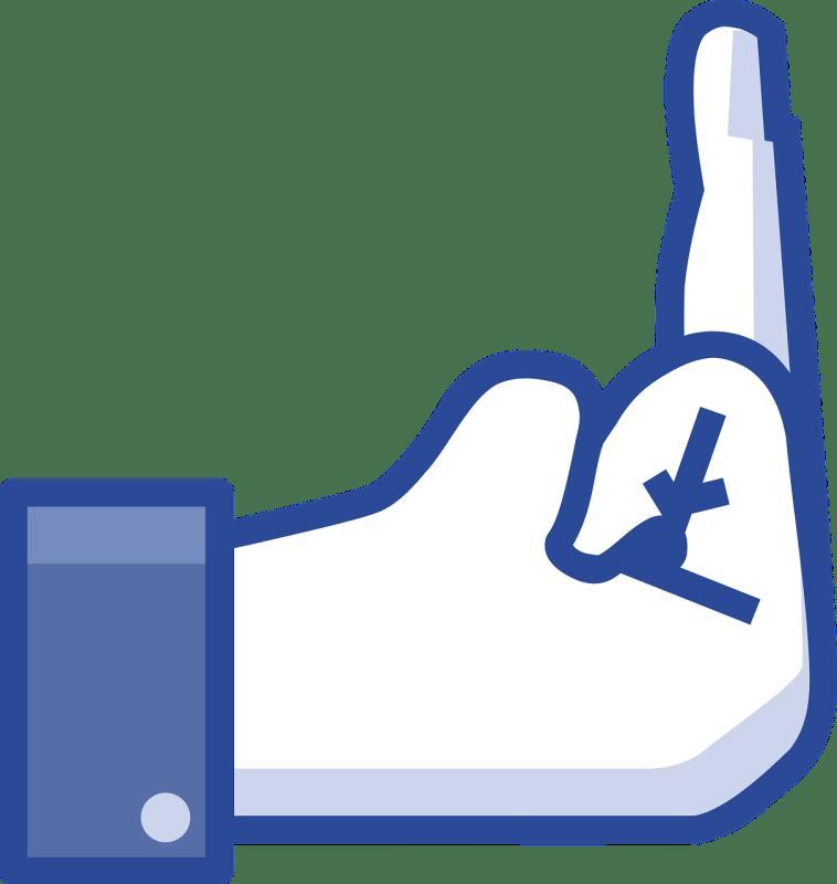 mierda facebook